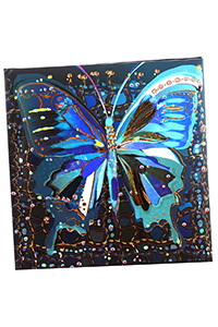 "Poesiealbum ""Flower Butterfly"""