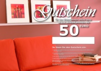 Gutschein 50 EUR