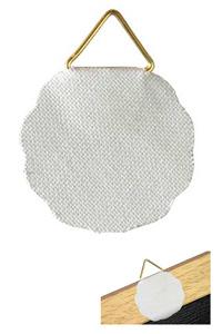 Bildaufhänger Dreieckösen, 10er-Set