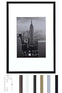 Alurahmen Manhattan