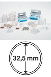 Münzkapseln Innendurchmesser 32,5 mm