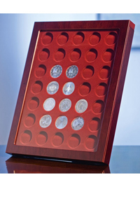 M�nzrahmen LOUVRE f�r ungekapselte 10-EURO-M�nzen