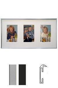 Galerierahmen Econ rund