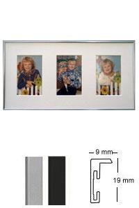 Galerierahmen Econ eckig