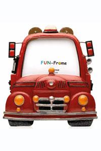 """Fun Frame """"Feuerwehr"""""""
