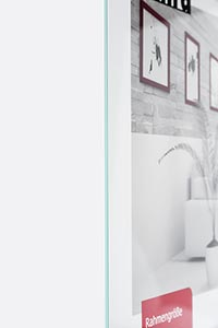 Kunstglas - Bruchsicheres Antireflex-Acrylglas