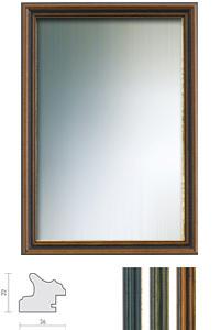 Spiegelrahmen Toulouse Ma�anfertigung