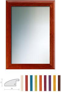 Spiegelrahmen Grenoble Ma�anfertigung