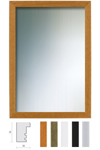 Spiegelrahmen Figari