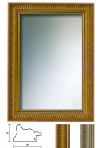 Spiegelrahmen Le Havre Maßanfertigung