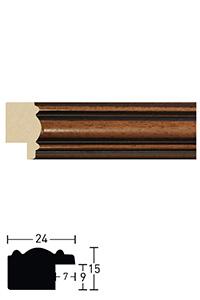 Holzrahmen Portico 24
