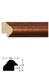 Holzrahmen Sonderzuschnitt, Portico 26