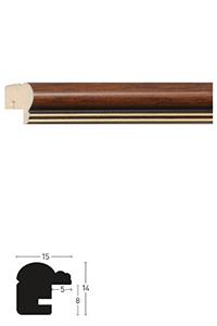 Holzrahmen Portico 15