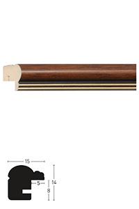 Holzrahmen Sonderzuschnitt, Portico 15