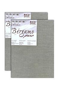 BERGAMO PURO 3D-Keilrahmen 4er-Set