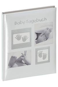 "Baby-Tagebuch ""Little Foot"""