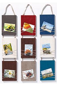 """Galerierahmen """"La Casa"""" f�r 3 Fotos"""