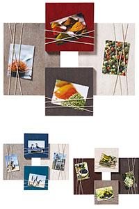 """Galerierahmen """"La Casa"""" f�r 4 Fotos"""