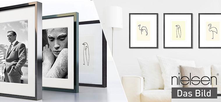 bilderrahmen kaufen im online shop von. Black Bedroom Furniture Sets. Home Design Ideas