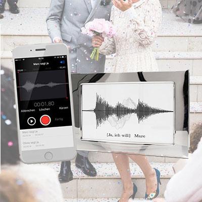 Soundwave gestalten